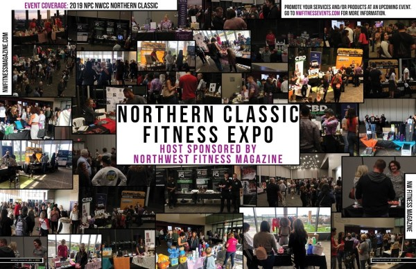 Northern Classic Fitness Expo hosted by NW Fitness Magazine