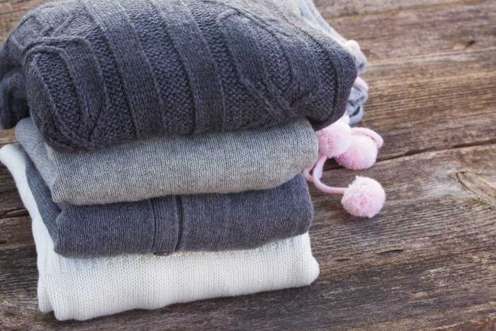 7 Ways to Reuse Your Old Sweaters