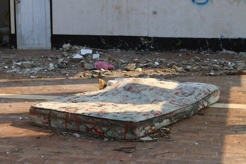 Recycle Used Mattresses