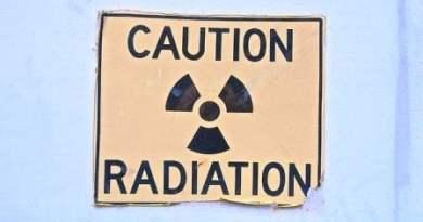 landfill radiation
