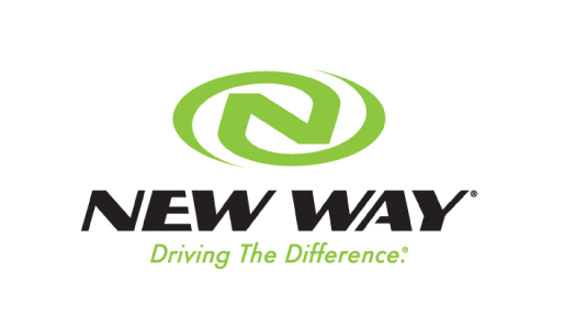 """New Way """"Driving The Difference"""" logo"""