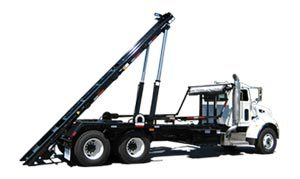 Galfab Multi Axle Roll-off Hoist