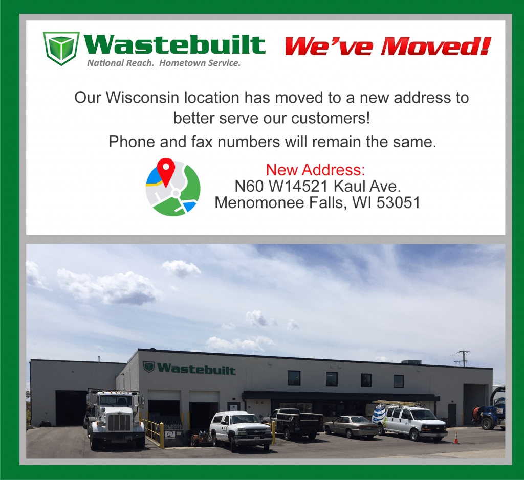 Wisconsin moving to new location