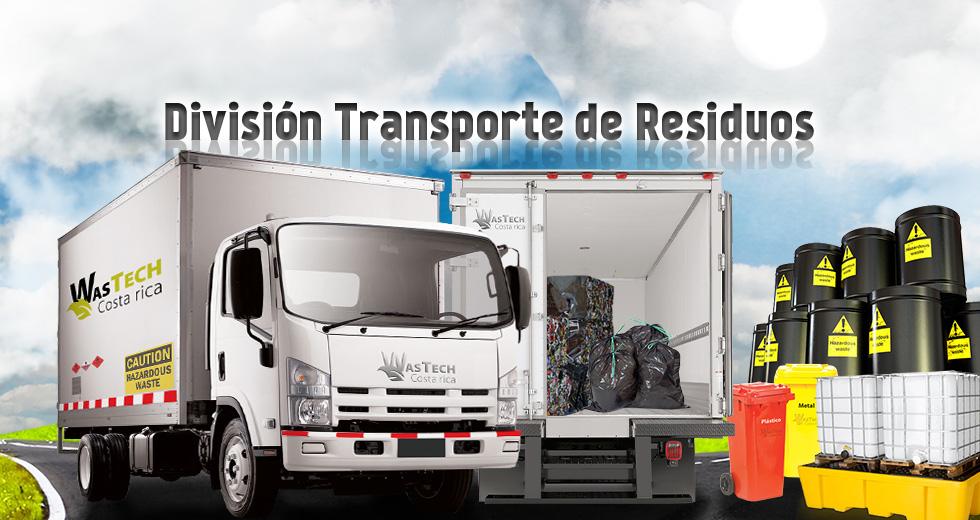 WASTECH | División Transporte de Sustancias Peligrosas