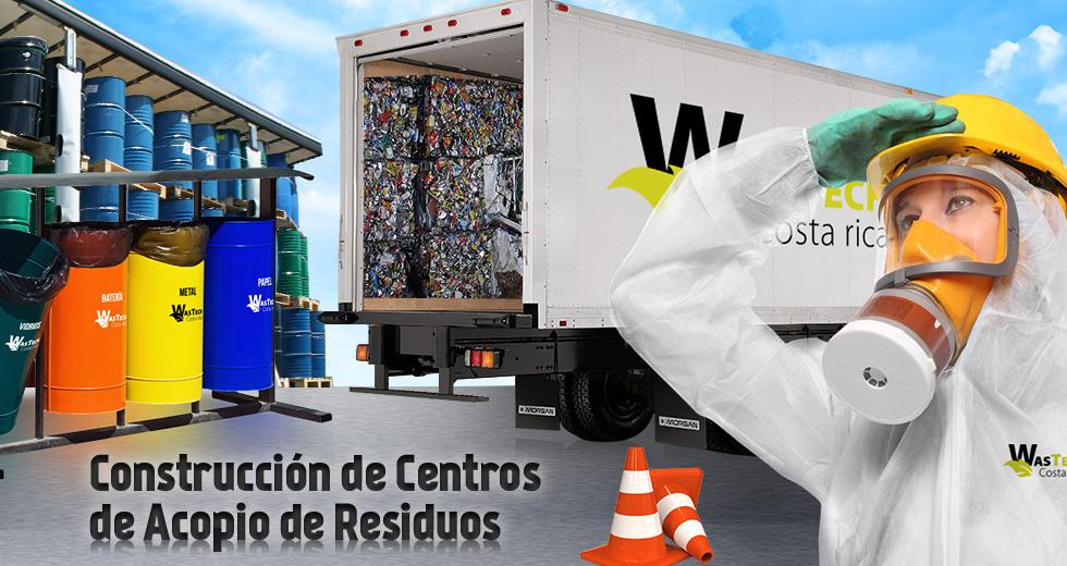 Centros Recoleccion Residuos