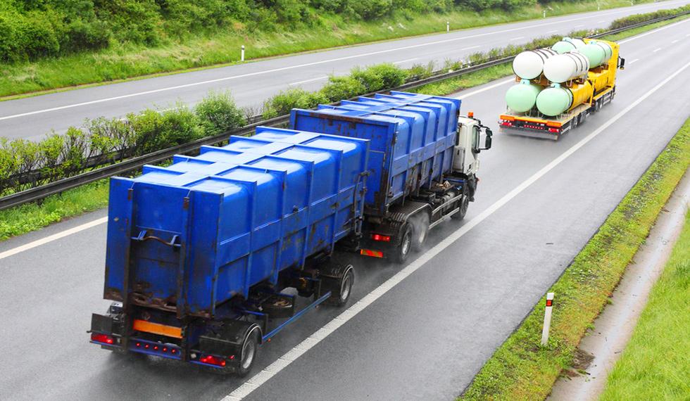 Transporte de Residuos y Sustancias Peligrosas