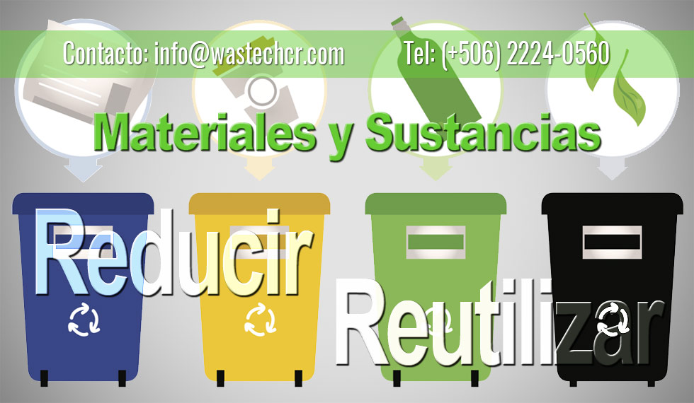 Reduccion Materiales Desecho