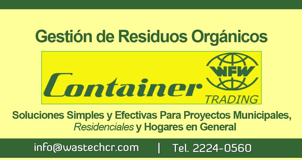 Compostadores Container Trading WFW