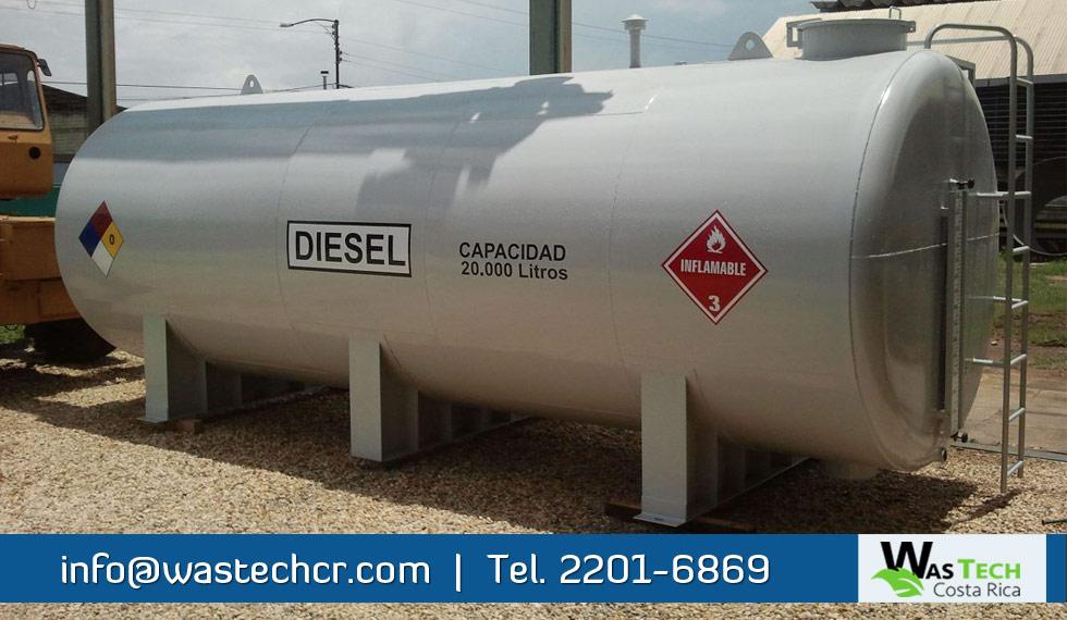 Limpieza de Tanques de Combustible Costa Rica