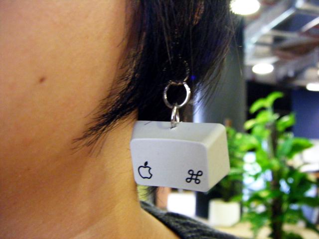 Earrings - Left Side