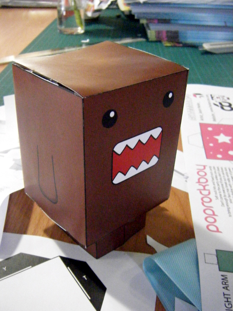 Cube Craft Domokun
