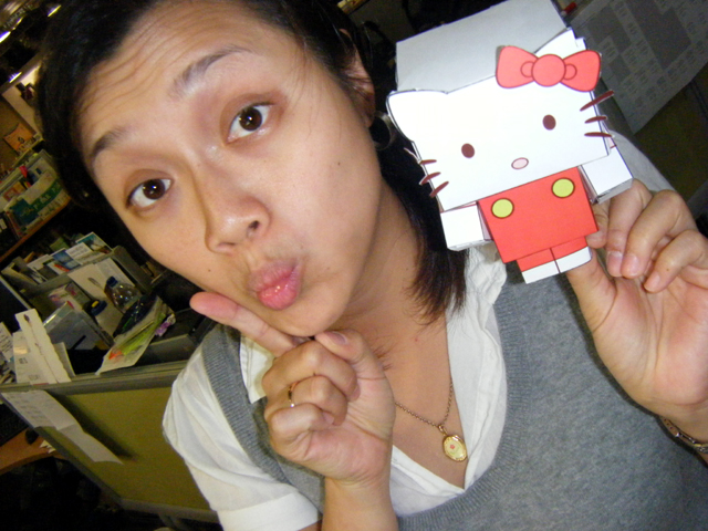 Luanne & Hello Kitty