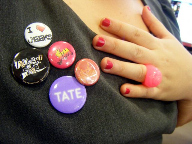 Badges & Ring