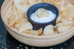 SOUR CREAM: Classic chip dip