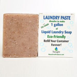 Ecofriendly Natural Laundry Paste