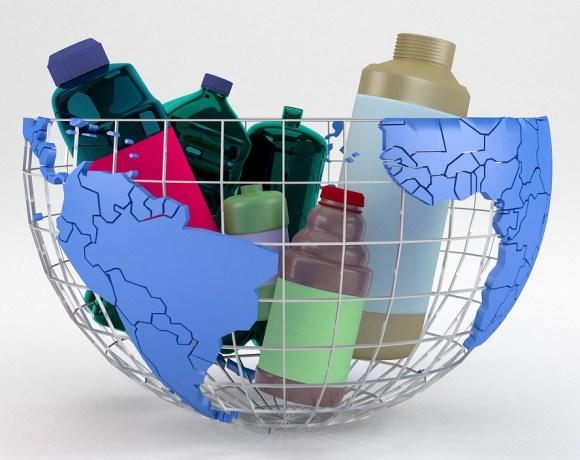 Reciclarea deseurilor versus efectul de sera.