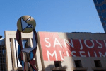San jose art museum by Ed Schipul.