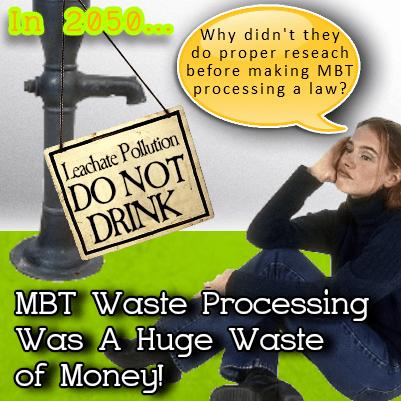 MBT Waste