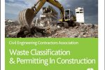 Waste Classification and Permitting in Construction cover