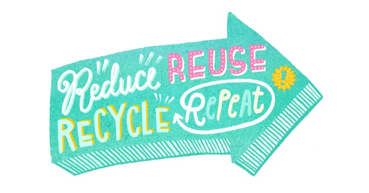 more effort needed to reduce reuse and recycle