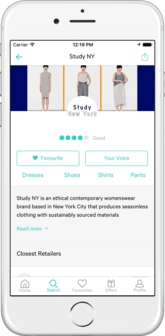 Fashion Eco-Ethical APPs