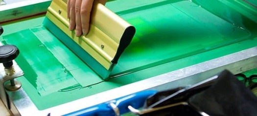 Screen Print Shops can go ECO