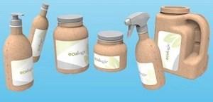 eco-Paper bottles