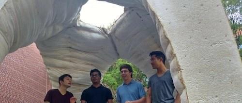 Monolith Mycelium project
