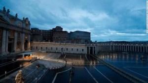pope in Rome
