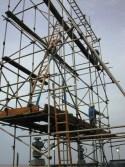 construction scaffold