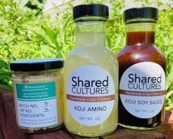 koji probiotic sauces