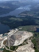 Vancouver Island copper mine that has been recovered