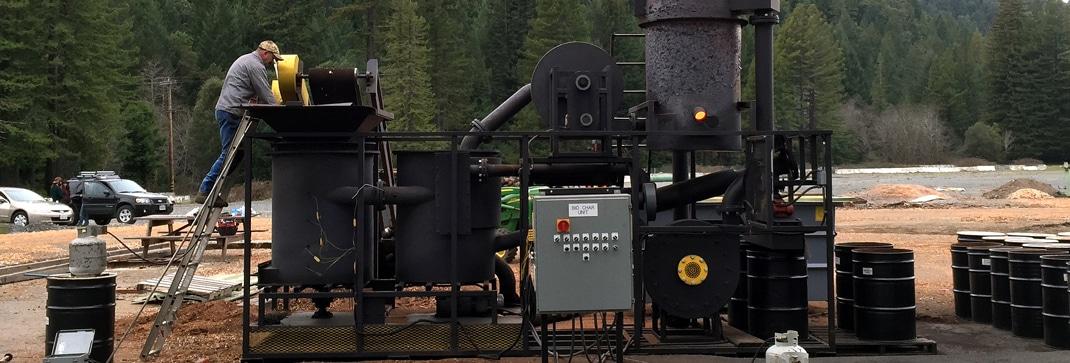 Webinar - Biochar Production Using Forest Residuals