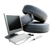 Electronics, Tires, & Sharps