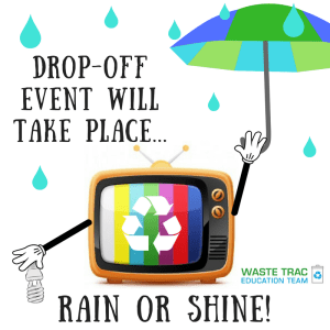 Event will take place rain or shine!