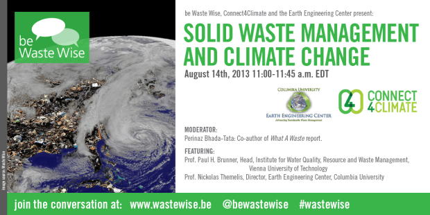 Solid Waste Management and Climate Change