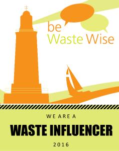 Waste Influencer Organisation Badge