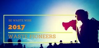 2017 be Waste Wise Pioneers List – Individuals