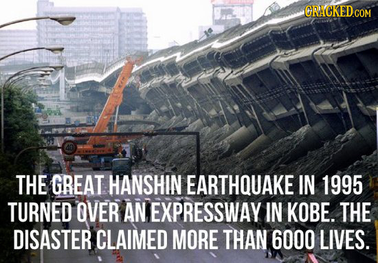 Japan Kobe Earthquake