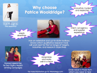 Patrice Wooldridge Highlights