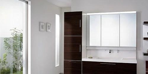 リフォーム-洗面化粧室