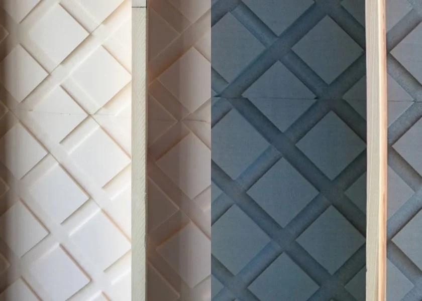 エアサイクル工法-壁パネルバリエーション