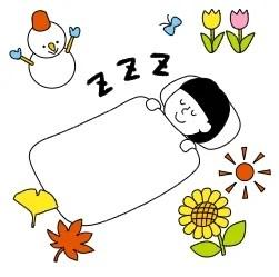 湿度は快眠に需要な要素