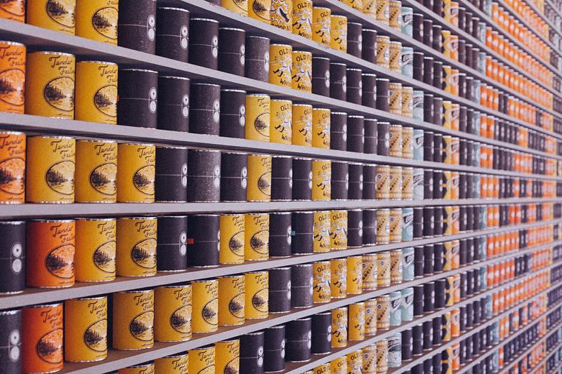 お盆の食品在庫管理