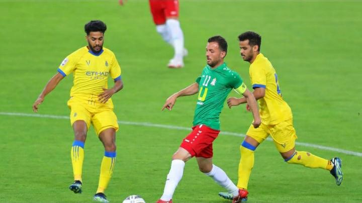الوحدات يواجه فولاذ خوزستان الإيراني اليوم في الجولة 2 من مرحلة المجموعات
