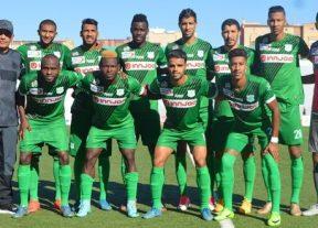 الدفاع الحسني الجديدي ينهزم أمام وفاق سطيف الجزائري