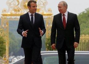 موسكو ترحب بقرار إمانويل ماكرون بزيارة روسيا لحضورالمونديال