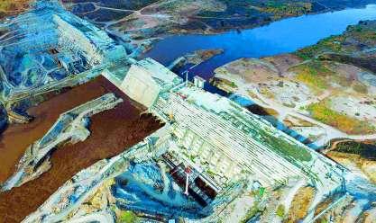سد إثيوبيا يفقد مصر 10 مليارات متر مكعب من المياه سنويا