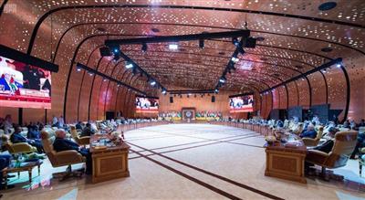 القادة العرب يوجهون الشكر للكويت لاستضافتها مؤتمر لإعمار العراق