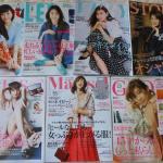 アラフォー女性におすすめのファッション雑誌はどれ?実際に購入してまとめました